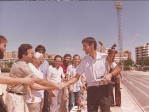 Tal vez Nuestra 1ª Media Maratón Fernando Fdez Gaytán1981