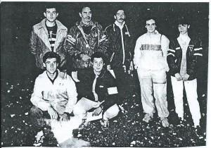 1981 Grupo Técnico.Jaime Nuño-Antonio Salas-Angel L Díaz -Rosar