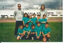 Grupo Con Aratxa Saldises y Roberto Núñez