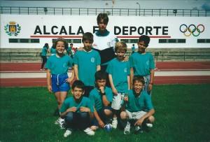 Grupo con Ricardo Doñoro