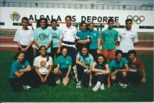 Grupo Con Rubén Verduras y Arantxa