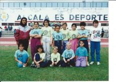 1995 Grupo con Pilar Salas( MariPili)