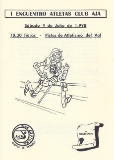 1998 Primer Ecuentro Antigüos AtletasAJA