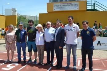 "2017 Estadio  de  Atletismo "" Antonio Fdez  Ortiz"" VIDEOFOTO"